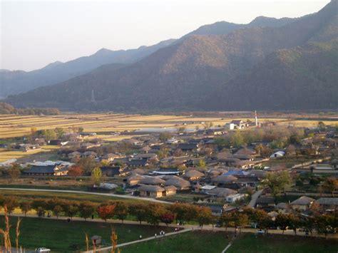 White Andong Top andong south korea