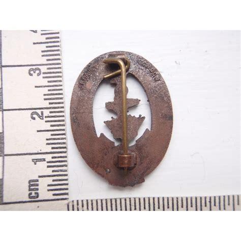 ww2 association of wrens lapel badge gradia military