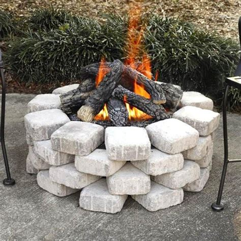outdoor pit gas logs fancy fireside america heatmaster outdoor expressions