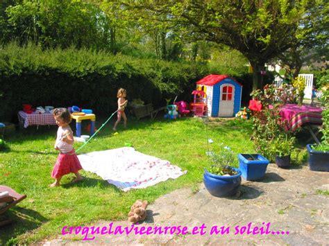 dans le jardin de 2070468186 am 233 nagement du petit coin dinette dans le jardin 183 croquelavieenrose