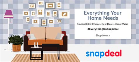 snapdeal home decor