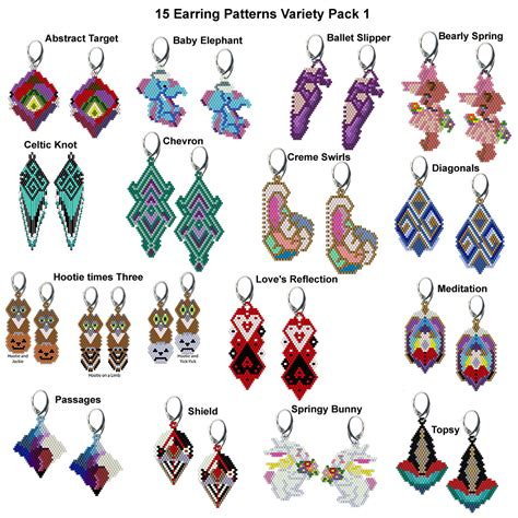 pattern of synonyms list of synonyms and antonyms of the word earring patterns