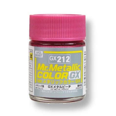 Mr Color Gx Metallic Gx 212 ส เมท ลล ก mr metallic color gx212