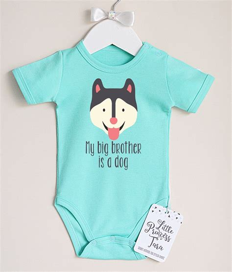 puppies in baby clothes husky baby bodysuit baby clothes baby