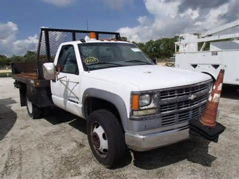 sell used 2001 chevrolet c3500 hd in englishtown new