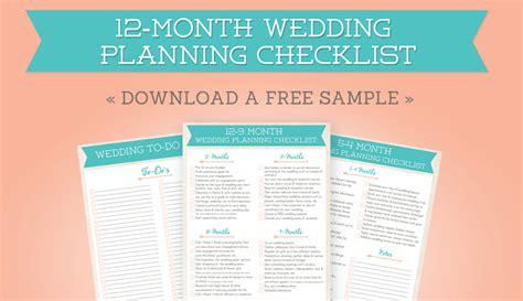 free printable wedding planner australia pics for gt printable 12 month wedding checklist