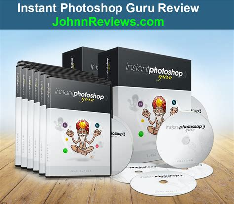 instant review instant photoshop guru review bonuses learn photoshop