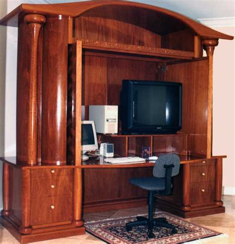 Computer Armoire Uk How I Can Convert My Armoire Desk Into A Computer Desk Liberty Interior