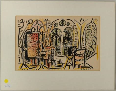 picasso unsigned paintings pablo picasso unsigned lithograph