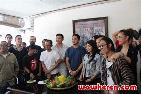 Jo 8508 Rok Pjg Kembang foto syukuran rock n foto 18 dari 20