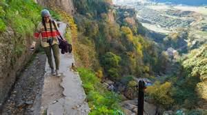 Travelettes 187 187 hiking the ronda gorge