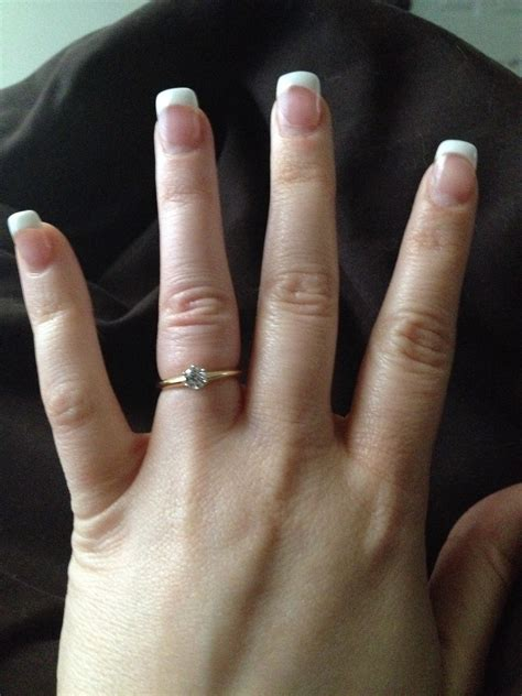 Wedding Ring Tight by Help Does My Ring Look Tight Weddingbee