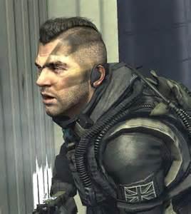 warhawk haircut john soap mactavish warhawk hairstyle from call of duty