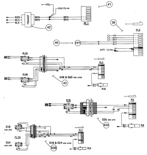 carrier aircon wiring diagram wiring diagram with