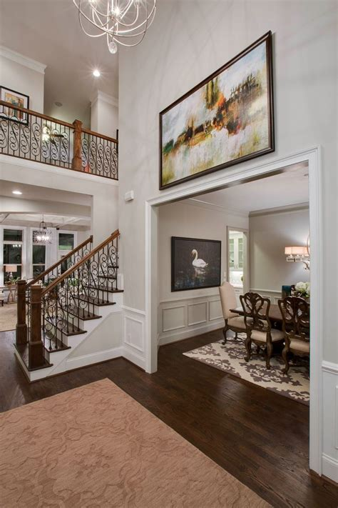 2 story foyer decorating pictures ashton split level contemporary kitchen entry