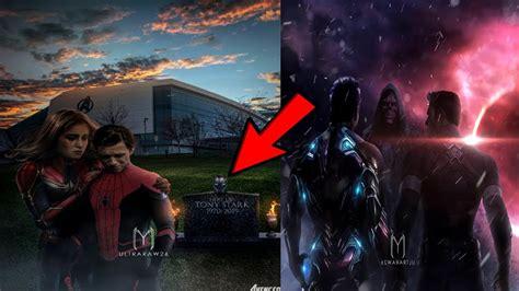 avengers endgame ironman captain america death