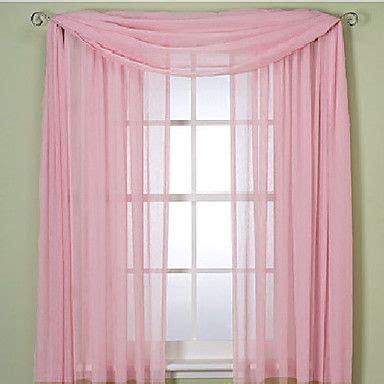 cortinas rosas cortinas transparentes rosa cortinas blog cortinas