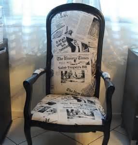 fauteuil voltaire noir tissu le monde meubles et