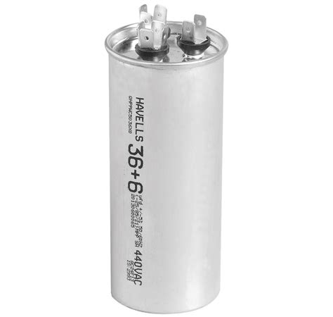 hvac capacitor symptoms electrical