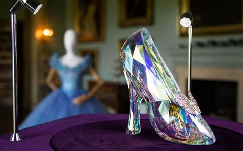 cinderellas glass slipper nike made shoes inspired by cinderella s glass slippers