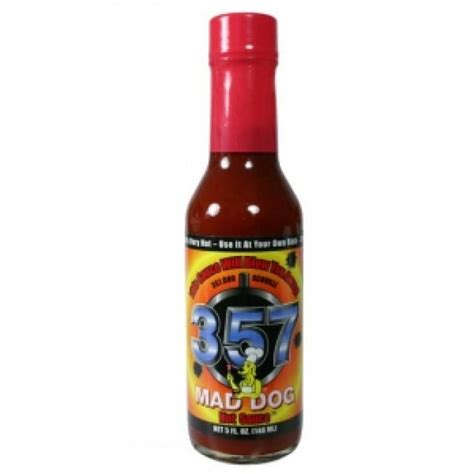 mad dogs review mad 357 sauce