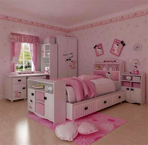kitty bedroom theme designs home design