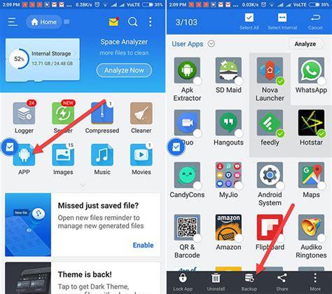 backup apk es file explorer c 243 mo extraer archivos apk de apps de android rootear neeonez