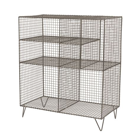 Wire Bathroom Shelves Brilliant Bathroom Storage Unit Low Wire Loaf