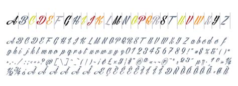 angilla tattoo font angilla numbers fonts