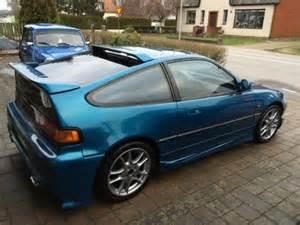 honda crx sir 1 6 vtec 150 hp for sale photos technical