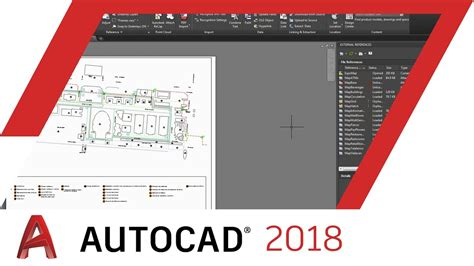 revit tutorial ita youtube autocad 2018 external reference enhancements autocad