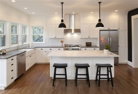 Kitchen Design Exles 15 Exles Of White Kitchen Interior Design Ideas Founterior
