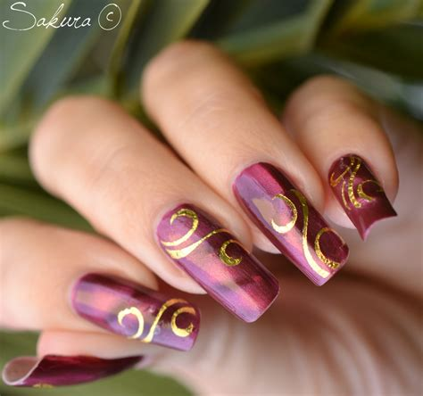 nail design for new year 2013 nail designs with dried flowers 2017 2018 best