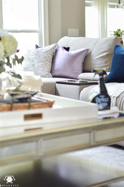Living Room Routine Steps Company Is Coming Prep And Cleaning Routine With S