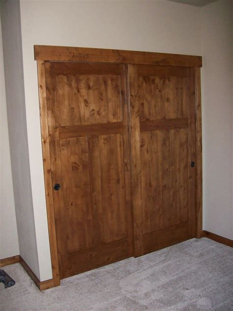 Bi Pass Closet Doors 1st Impressions More Than Doors Residence