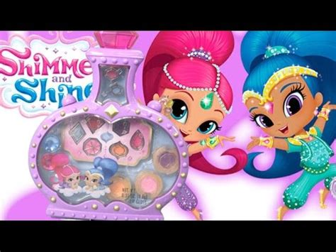 Shimmer Shine And Cook by Shimmer Shine Make Up Set From Just Play
