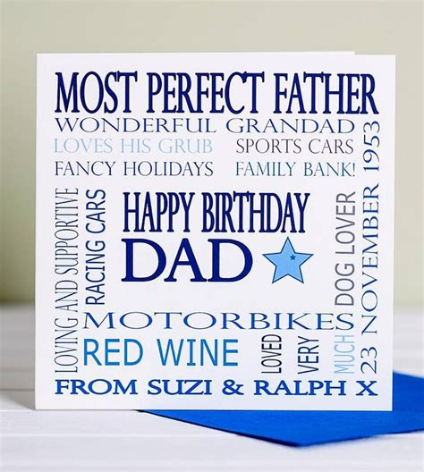 Cards For Dads Birthday Beautiful And Impressive Birthday Cards To Send Your Love