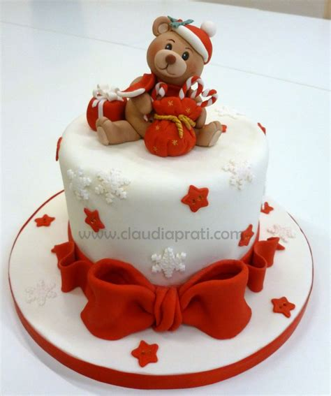 1666 best christmas cakes images on pinterest cakes