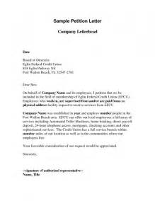 how to write a letter of complaint to a board of directors