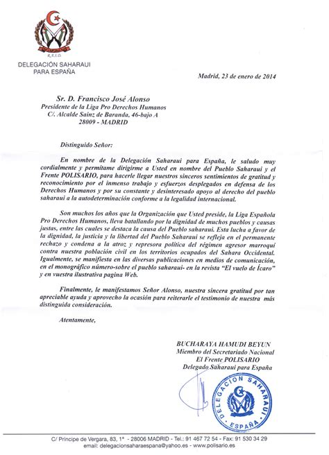 Carta De Agradecimiento Por Asistir A Reunion De Negocios