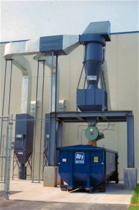 cabinet shop dust collection systems effective controls inc woodworking dust collection