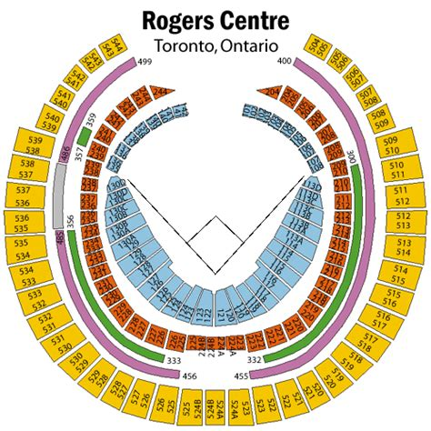 rogers centre seating plan for concerts jam january 22 tickets toronto rogers centre
