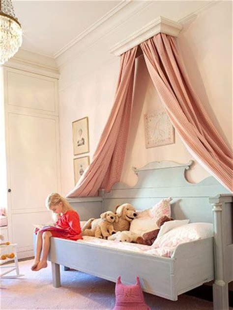 little girl canopy bed curtains girls kids canopy and daybeds on pinterest