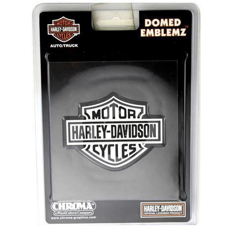 Harley Aufkleber Chrom by Original Harley Davidson Hd Logo Chrom Domed Emblem