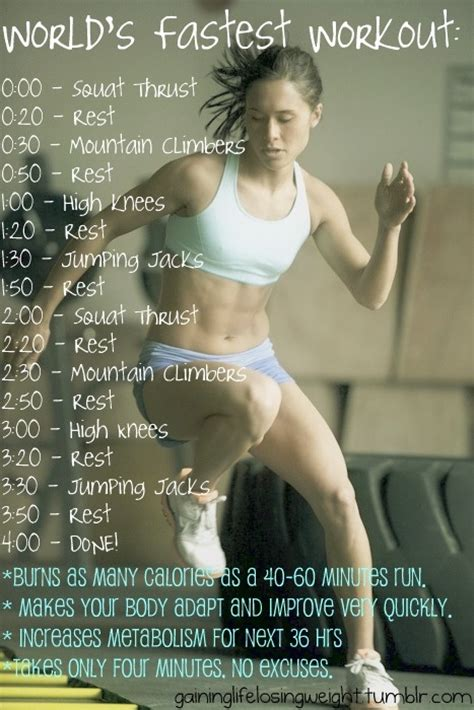 a easy workout to get in shape doesnt take either