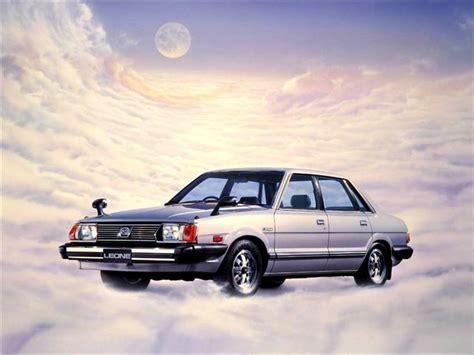 subaru leone sedan subaru l series leone mk2 classic car review honest john