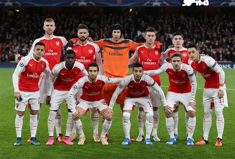 arsenal squad 2018 saints expect arsenal to come out with all guns blazing