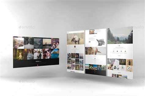 web design showcase mockup 3d web showcase mockups by wutip graphicriver