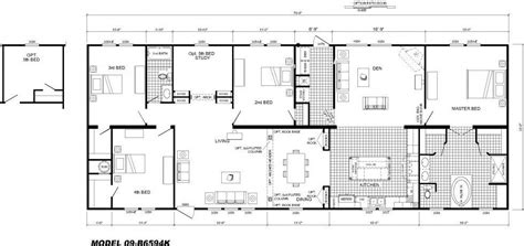 home design for 4 bedrooms large modular home floor plans luxury modular home floor