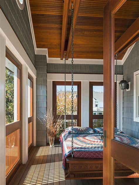 chambre dans veranda la veranda moderne transform 233 e en coin de sommeil estival
